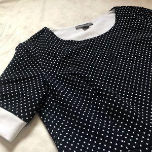 Suzy Shier   Polka Dot Dress